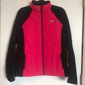 Like new New Balance Fleece Jacket